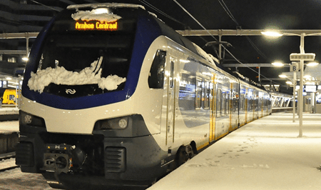 CREWS helps the Dutch Railways cope with extreme weather