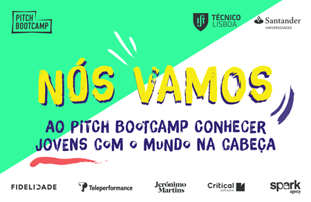 Pitch Bootcamp@Técnico