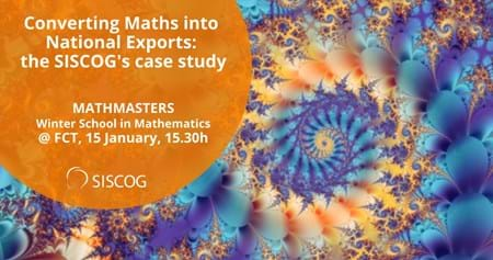 Converting Maths into National Exports: the SISCOG's case study